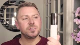 HOURGLASS MINERAL VEIL PRIMER REVIEW! AND HOURGLASS FOUNDATION BRUSH!