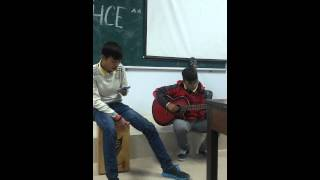 Vẽ - Thanh Phong Guitar HCE