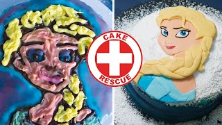 Cake Rescue Fixing Viral Cake Fails  How To Cook That Ann Reardon new 2020