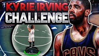 THE KYRIE IRVING CHALLENGE!! NBA 2K17 MYPARK CHALLENGE