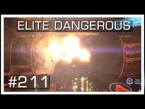 ELITE DANGEROUS   #211   Schnelles Geld beim Kopfgeld-CG