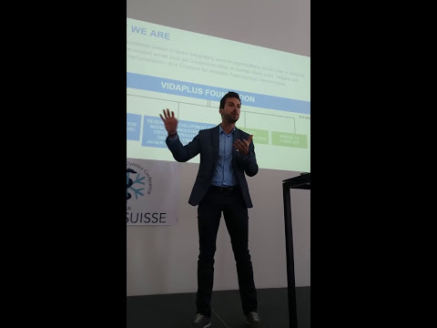Gonzalo Ruiz Utrilla - Presentation International Cryonics Conference - Basel - Switzerland - 2016