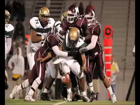 08/09 Skeeter Football Highlights