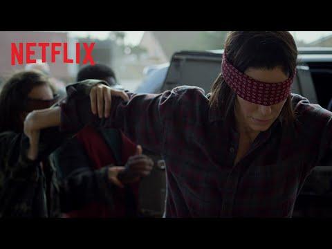 A ciegas: Sandra Bullock nos inquieta en su nueva película para Netflix