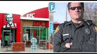 AFTER WEEKS OF ANTI COP NFL PROTESTS KFC SHOCKS EVERY LIBERAL IN AMERICA WITH WHAT THEY OFFICIALLY D