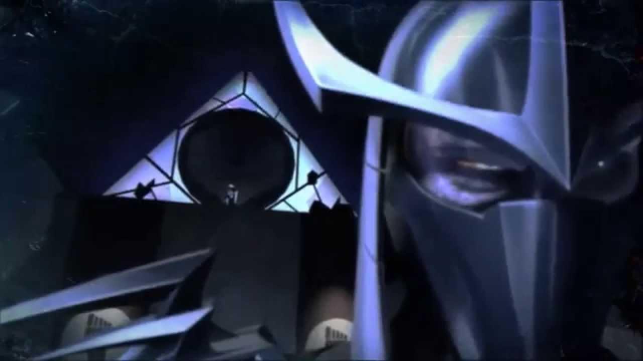Let The Monster Rise Karai Vs Shredder Youtube