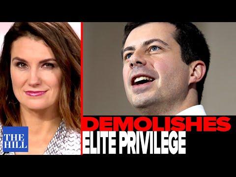 Krystal Ball demolishes Mayor Pete's elite privilege on free college