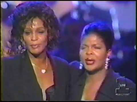 Whitney Houston - This Day/Bridge Over Troubled Water Feat. CeCe Winans (1995)