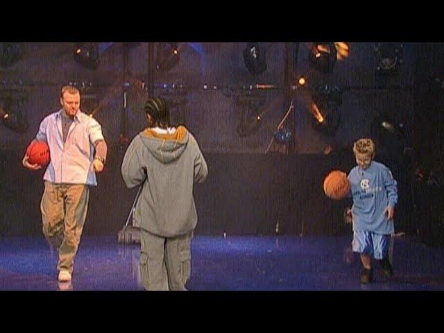 Kinder abzocken im Basketball?! - TV total