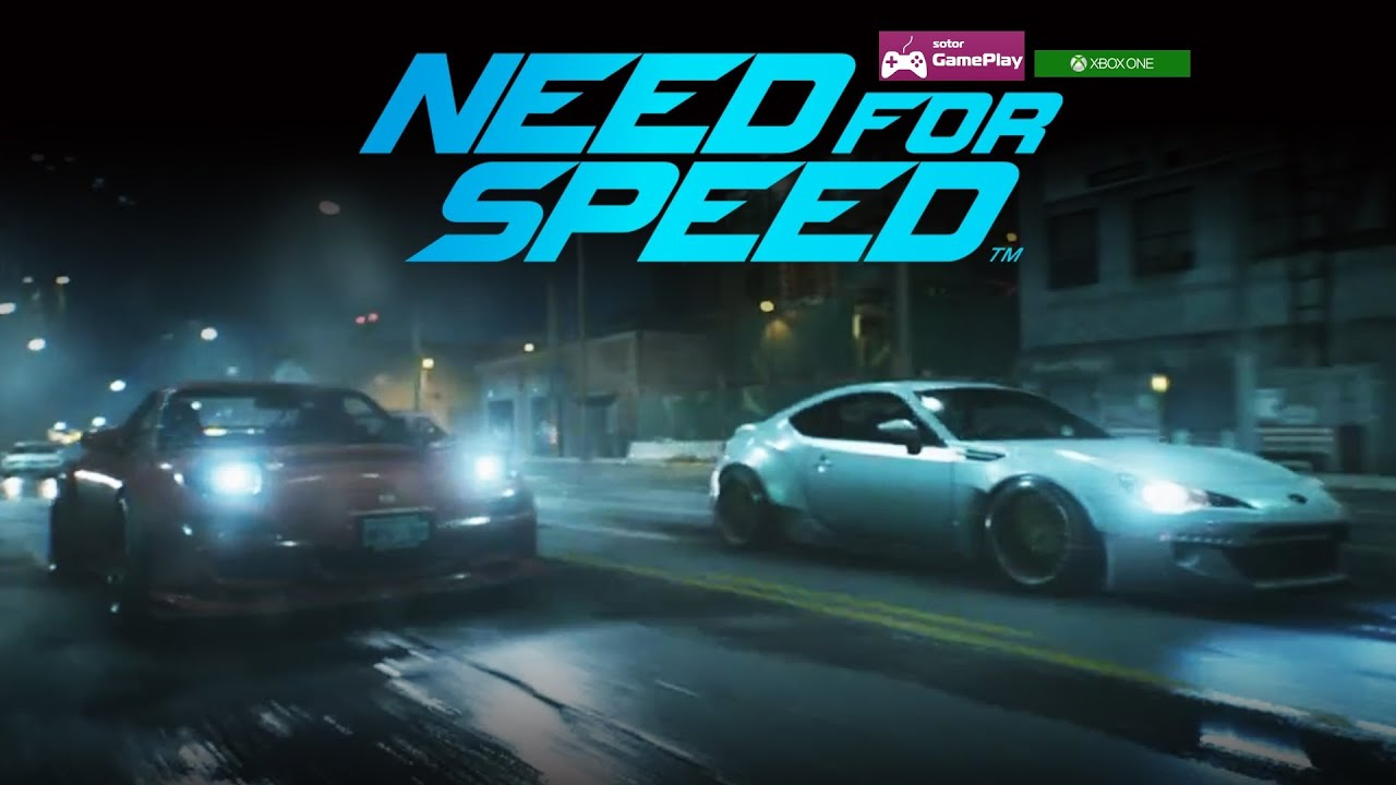 need for speed 2015 xbox one gameplay youtube. Black Bedroom Furniture Sets. Home Design Ideas