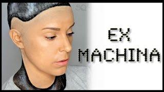 Maquillaje Ex-Machina FX Makeup #76 | Silvia Quiros