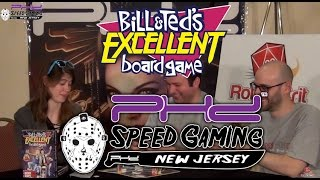 Bill and Ted's Excellent Board Game | PHD Speed Gaming