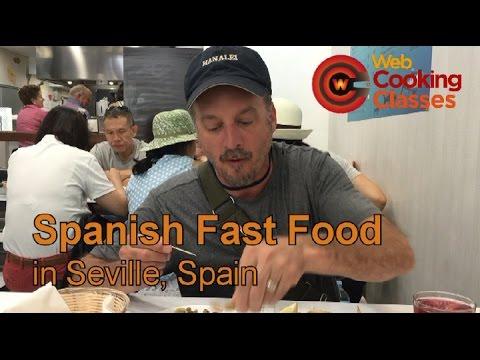 I Ate Like A Spaniard And Now I'll Never Go Back