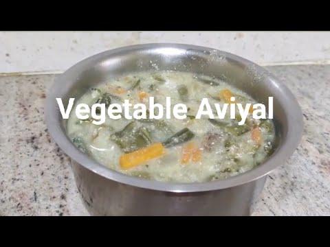 Vegetables stew!