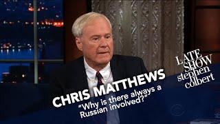 Chris Matthews Says Trump Can't Fire Mueller