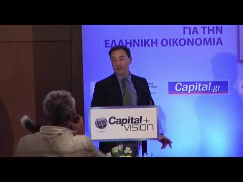 Capital & Vision Conference 2016: Ομιλία Οδυσσέα Αθανασίου, CEO LAMDA Development