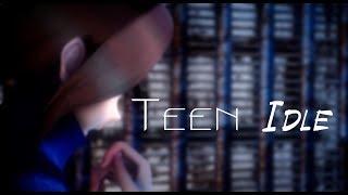 MMD NEW SELF TEST MODEL Teen Idle RUS SUB