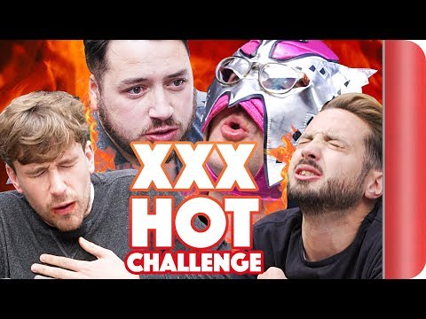 XXX Hot Burrito Eating Challenge thumbnail