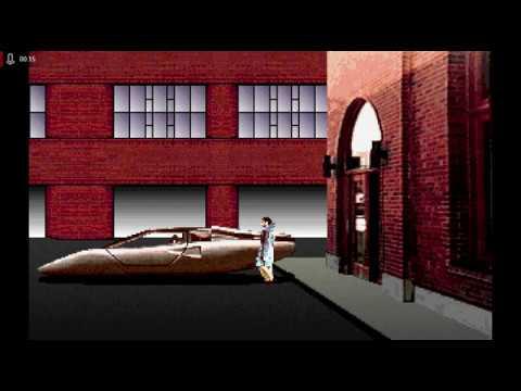 Tex Murphy: Mean Streets - Part 1 | 8-bit Classics |