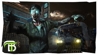 BLACK OPS 2 TRANZIT ZOMBIES HIGH LEVEL GAMEPLAY