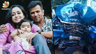 വാഹനാപകടം: ബാലഭാസ്കറിന്റെ മകൾ മരിച്ചു Violinist Balabhaskar's Child Dies in Car Crash