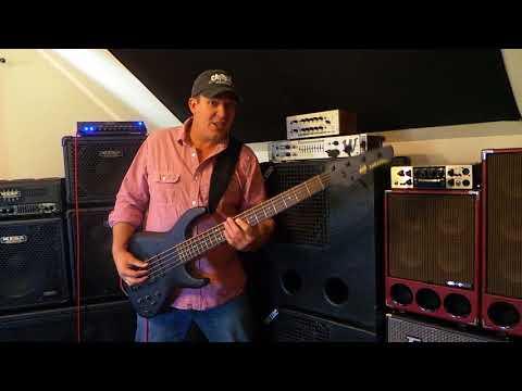 MTD USA custom Saratoga Jack-5  Demo -  Andy Irvine