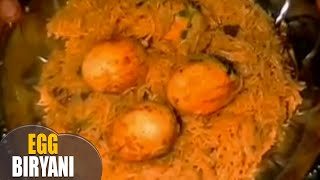 Egg Biryani in telugu కోడి గ్రుడ్డు బిర్యానీ by latha channel