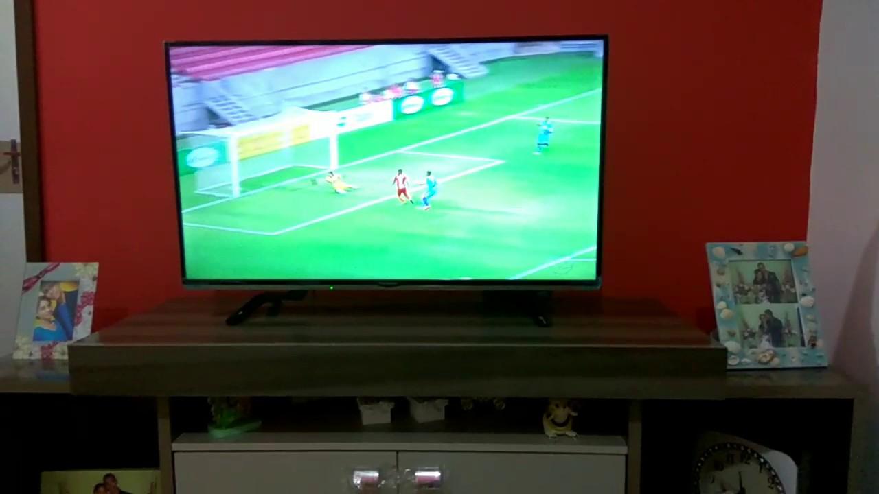 Problema de conexão com smart TV Panasonic - YouTube