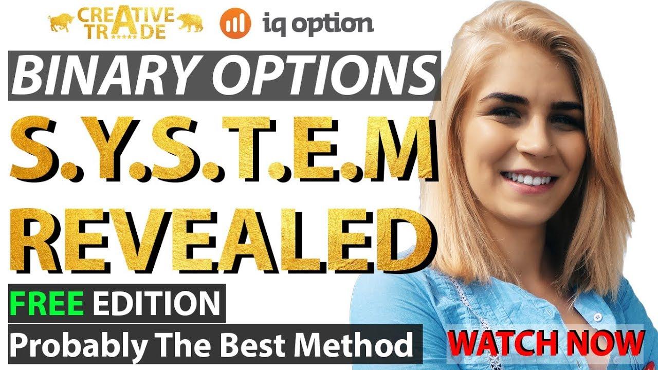 binary options method iq option strategy