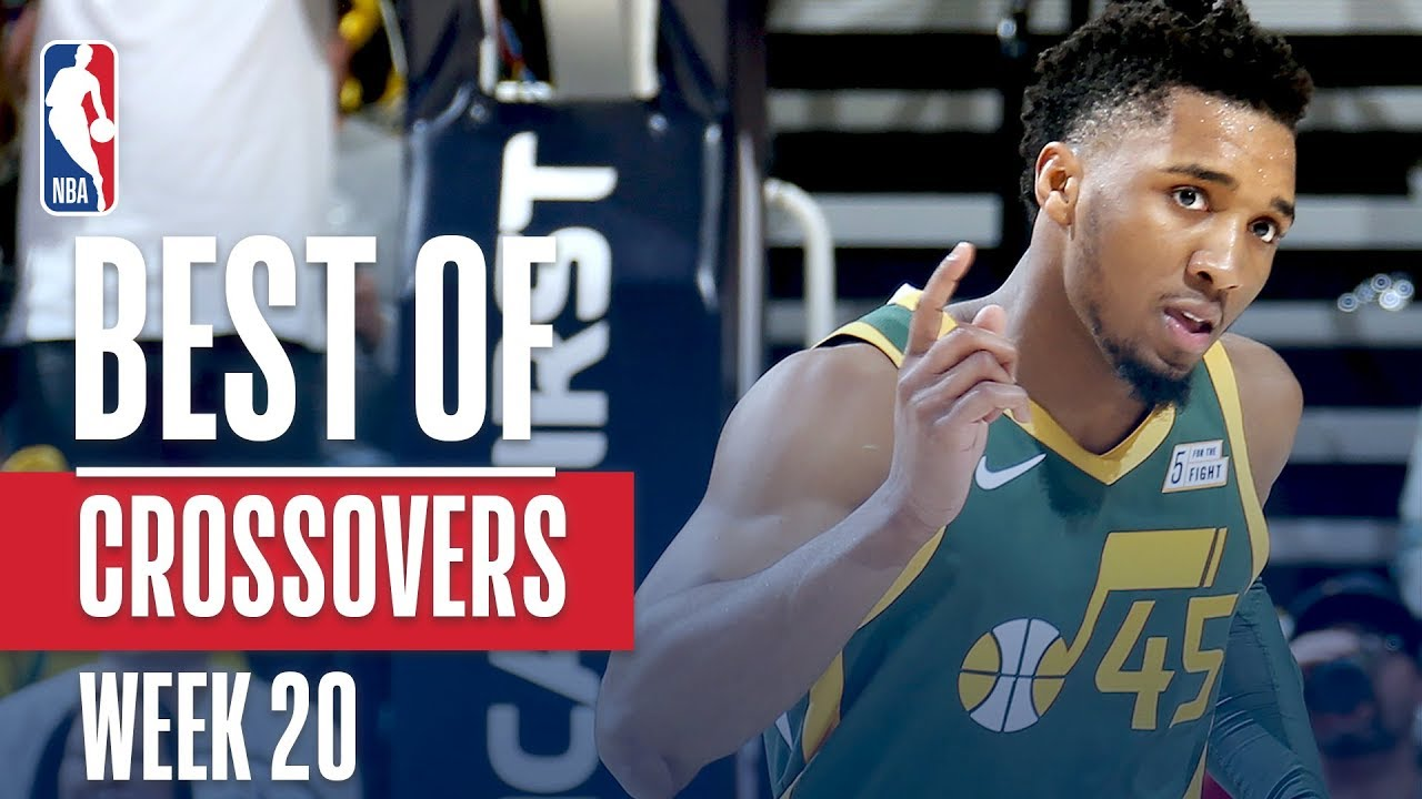 NBA's Best Crossovers | Week 20