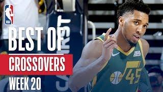 NBA's Best Crossovers | Week 20
