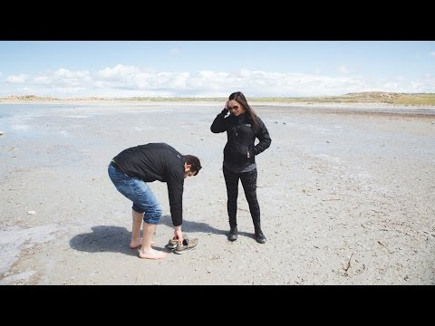 TASTING THE GREAT SALT LAKE  (Salt Lake City)