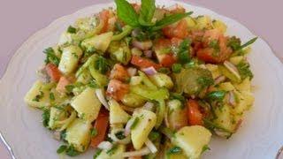 Rezept: Kartoffelsalat - Ahmet Kocht - Folge 43