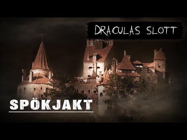 SPÖKJAKT   DRACULAS SLOTT