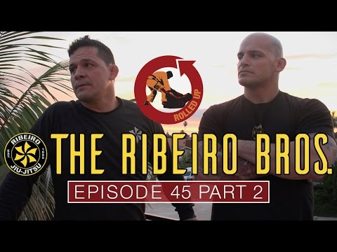 Rolled Up episode 45 With Saulo and Xande Ribeiro Part 2