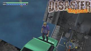 PCSX2 Emulator 1 5 0 1674 Disaster Report 1080p HD Hidden Gem Sony PS2