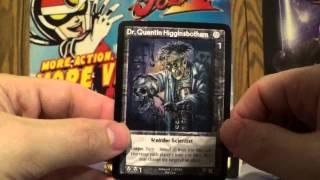 ShadowFist TCG: Shurikens and Six Guns  Booster Box Opening