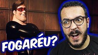 DESCOBRI QUEM É O FOGARÉU!! - Os Incríveis 2