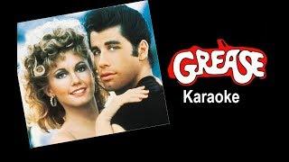 Frankie Valli - Grease (Karaoke)