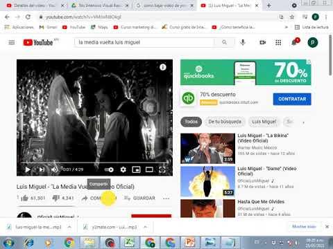 Clase 29 HTML Bajar vídeo de Youtube como MP3