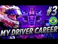 SIDE-BY-SIDE ACTION FOR LAPS! - F1 MyDriver CAREER S4 PART 3: BRAZIL