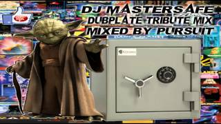 DJ MASTERSAFE / DUBPLATE TRIBUTE MIX BY DJ PURSUIT