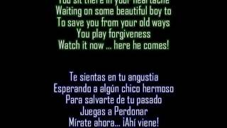 The Killers - When you were young Lyrics/Subtitulado en español