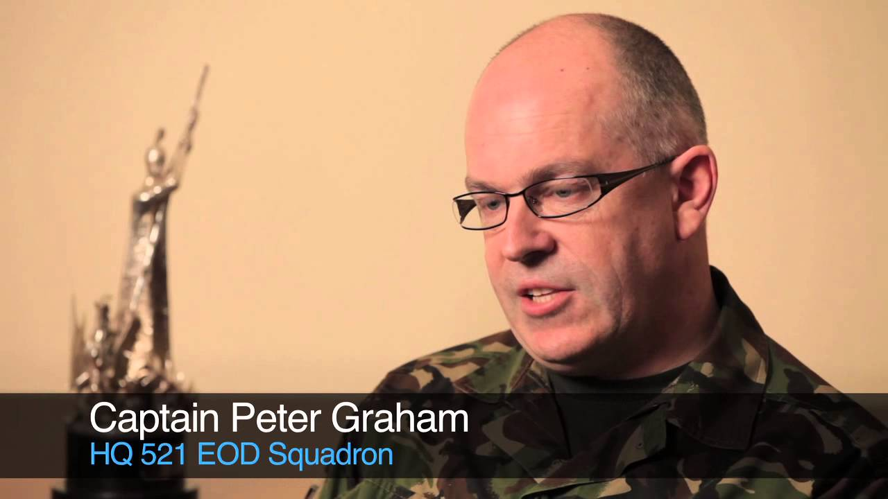 The Awards 2011 - Soldiering OnAwards