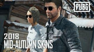 PUBG - Limited Time Event - Mid-Autumn Season skins