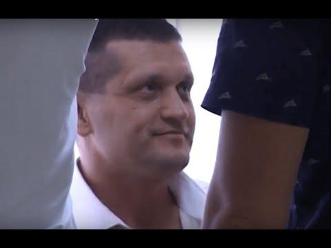 В Воронеже начался суд над Алексеем Климовым