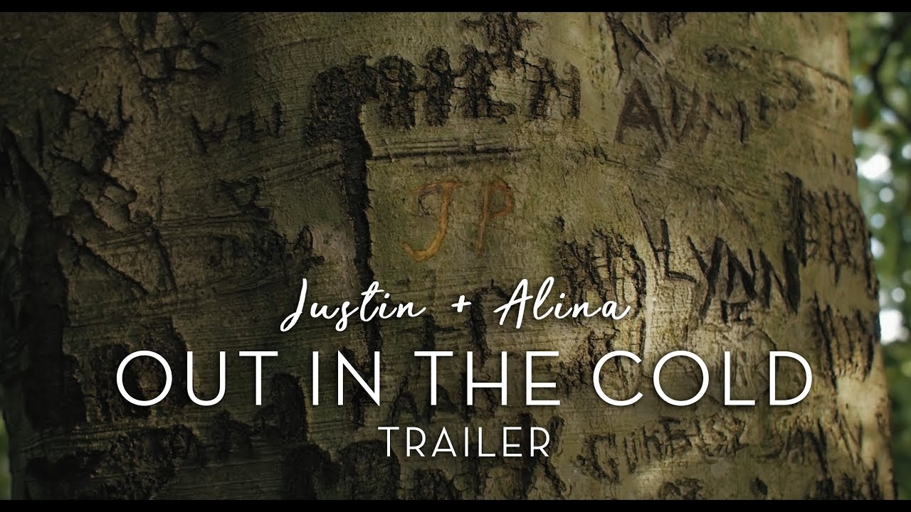 Justin And Alina - Out in the Cold (Music Video Trailer)