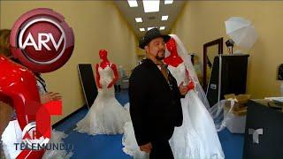 Así sería el vestido de Chiquis Rivera para su boda | Al Rojo Vivo | Telemundo