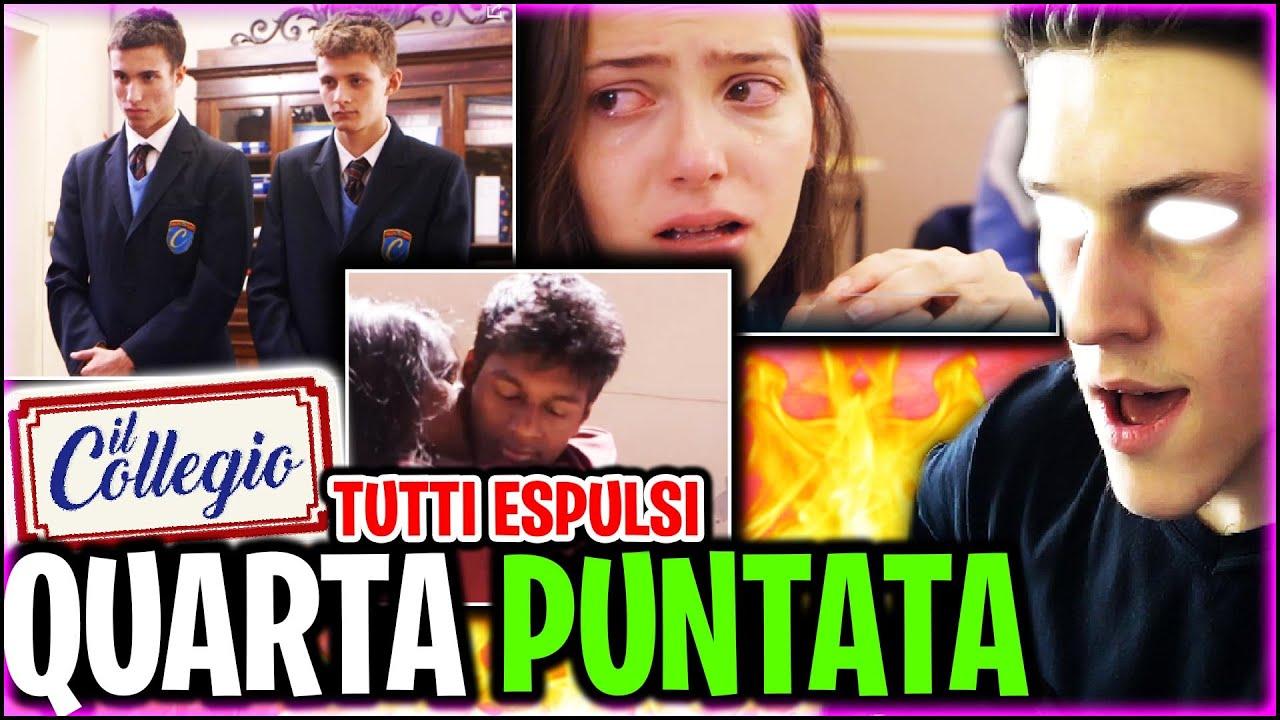 Download IL COLLEGIO 5 : LA QUARTA PUNTATA! IL RIASSUNTO!  *REAZIONE SPONTANEA*