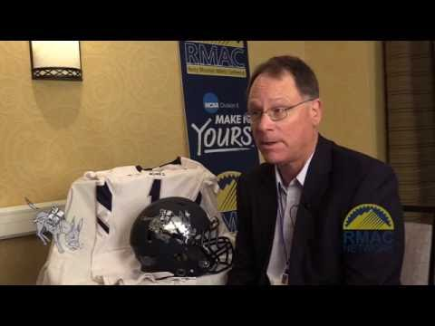 #RMACkickoff Colorado Mines Football Media Day - One on One Interviews